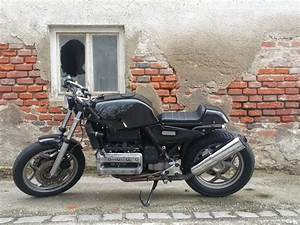Bmw Cafe Racer Teile : oleck custom motorbike archive bmw k 100 cafe racer ~ Jslefanu.com Haus und Dekorationen