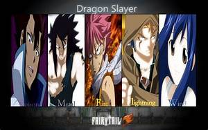 Fairytail dragonslayers images fairytail dragons wallpaper ...
