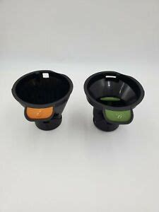 See pics smoke free and pet storage. Ninja Hot & Cold System Coffee Removable Filter Holders ...