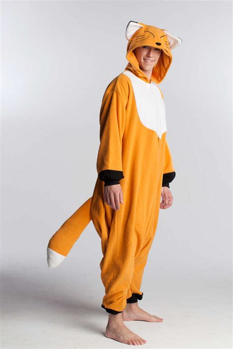 Fox Kigurumi Onesie (Unisex) | Men's | at Mighty Ape NZ