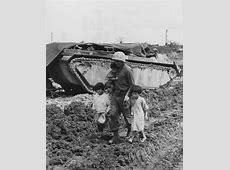 77th Infantry Division Soldier Saving Okinawan Children