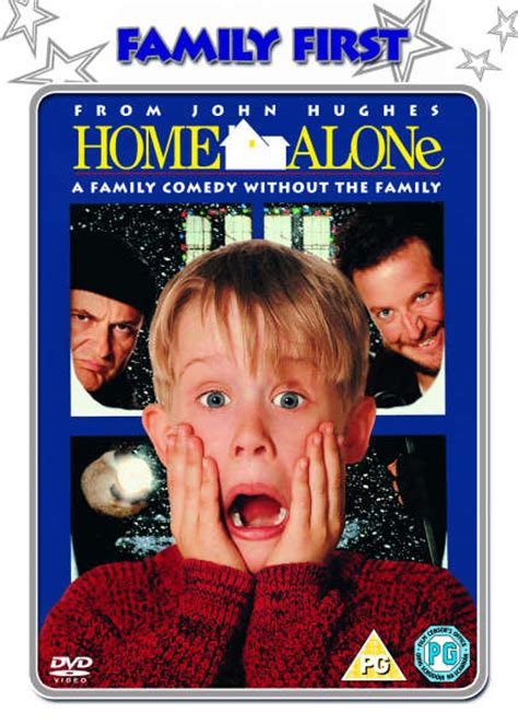 Home Alone [family Fun Special Edition] Dvd Zavvi