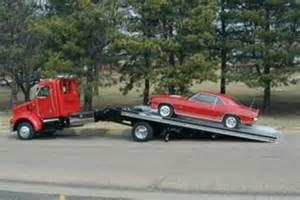 Roll Back Car Carrier