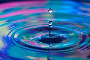 How to Take Pictures of Water Drops