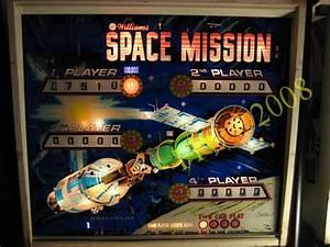 Williams Pinball Machine Space Station (page 3) - Pics ...