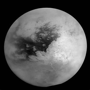 DLR Portal - Ice volcanoes on Saturn's moon Titan?