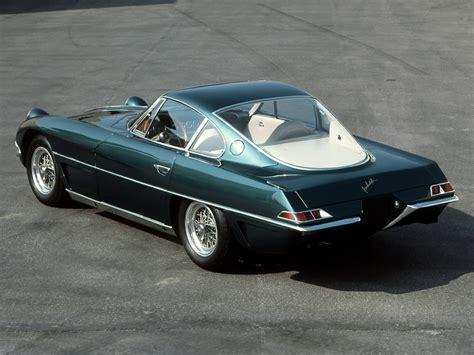 FAB WHEELS DIGEST (F.W.D.): 1963 Lamborghini 350 GTV Concept