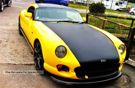 tvr cerbera  car photo  specs