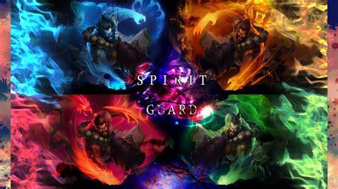 Spirit Guard Udyr Animated Wallpaper - gu 237 a de udyr salsalol