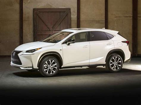 Nx Picture by New Lexus Nx 200t Pictures New Lexus Nx 200t Pics