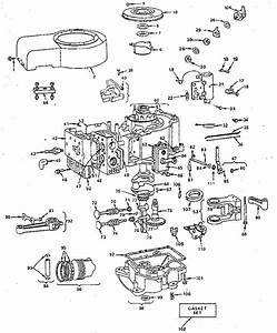 Briggs  U0026 Stratton Engine Parts And Diagrams