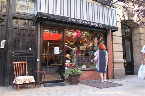 Maybe you would like to learn more about one of these? My favorite vintage jewelry shop in NYC, Upper West Side ...
