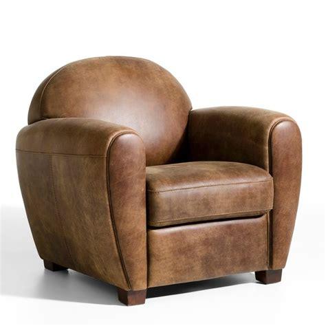 comment refaire un canap en cuir fauteuil cuir veilli barnaby marron cuir vieilli am pm