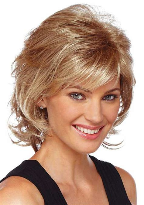 short layered hairstyles short hairstyles