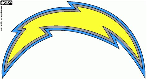 san diego chargers colors 950px