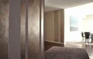 Moderne Wohnzimmer Wandgestaltung : dekorative gestaltung von wohnraum und wohnzimmer ~ Michelbontemps.com Haus und Dekorationen