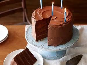 Big Chocolate Birthday Cake Recipe Ree Drummond Food