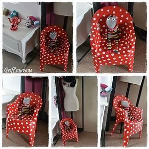 Petite Chaise En Plastique : la chaise en plastique le avant apr s griff 39 sauvage ~ Teatrodelosmanantiales.com Idées de Décoration