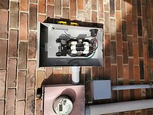 Manual Transfer Switch Install  Bonding Neutral