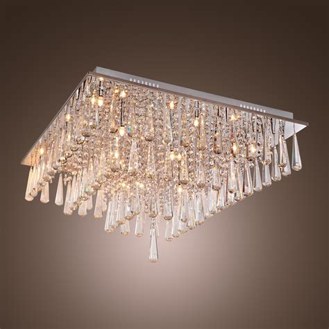 modern ceiling light chandelier flush mount