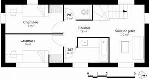 plan maison moderne en u ooreka With des plans des maisons modernes