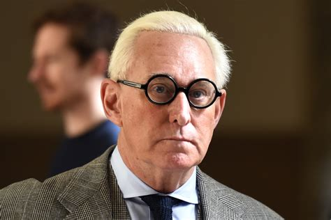 Roger Stone pleads not guilty.