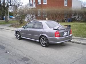 2003 Mazda Mazdaspeed Protege - Pictures