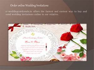 order online wedding invitations With how to order wedding invitations online