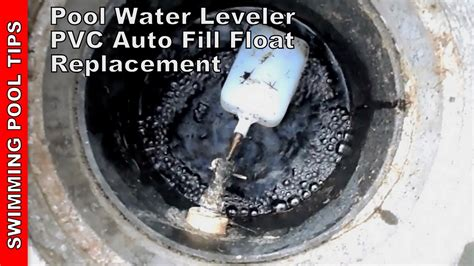 Pool Water Leveler Pvc Auto Fill Float Valve Repair