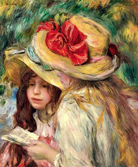 Pierre Auguste Renoir Two Sisters 1890 1895 Картины