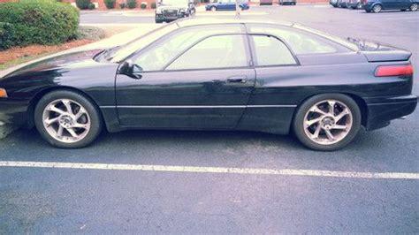 subaru svx blue sell used 1992 subaru svx lsl coupe 2 door 3 3l in