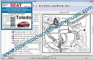 Seat Toledo Workshop Repair Manual