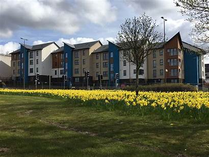 Housing Development Dundee Construction Affordable Marshall Hands