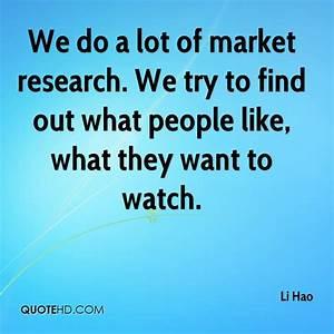 Li Hao Quotes | QuoteHD