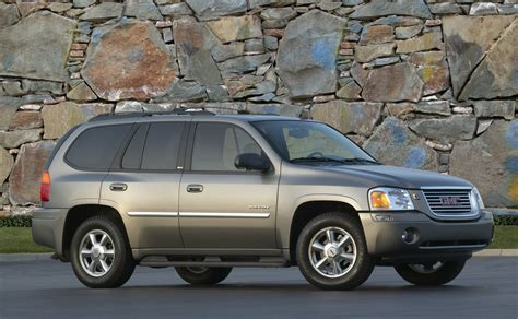 gmc envoy history pictures  auction sales