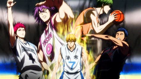 Anime Kuroko No Basket Season 3 Kuroko No Basket Season 3 Episode 3 Kuroko No Basket