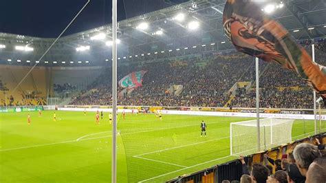 Round of 16, 1st leg. Dynamo Dresden Fußballmafia DFB - YouTube