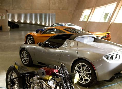 Classic Car Wallpaper Set Kyrie by Want An Underground Garage Like Iron S His Shown