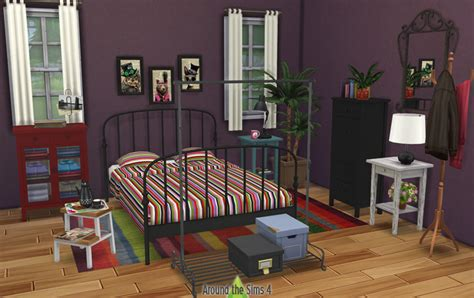 desks for bedrooms around the sims 4 custom content objects