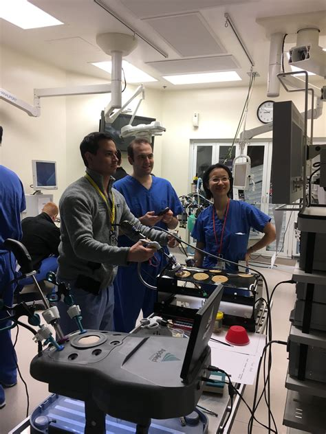 surgical skills lab general surgery residency