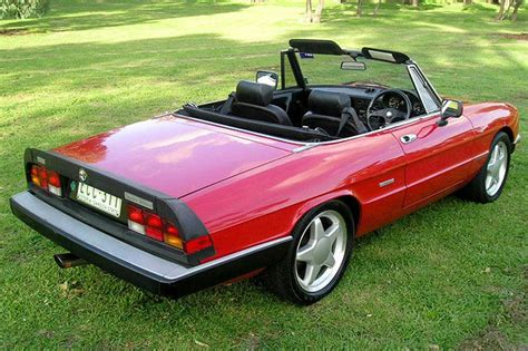Sold Alfa Romeo 2000 Veloce Spider Auctions  Lot 5