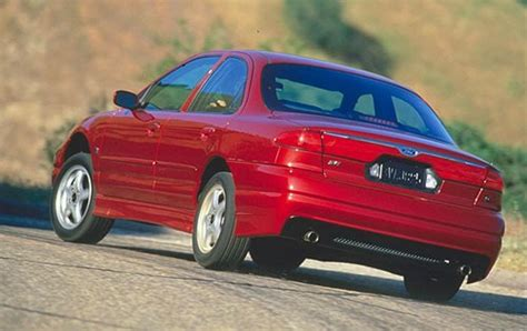 2000 Ford Contour Svt Information And Photos Zombiedrive