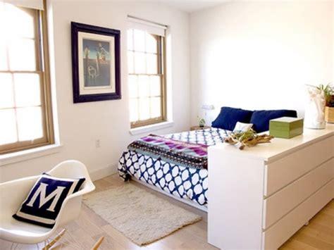 create  separate bedroom   studio apartment