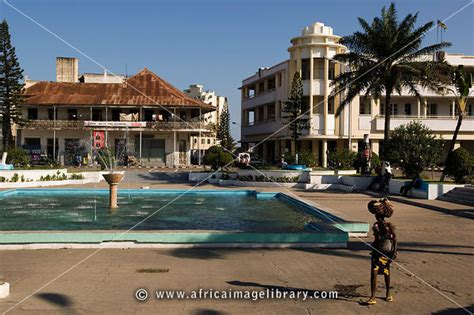 Photos and pictures of: Mozambique, Beira, Municipal ...