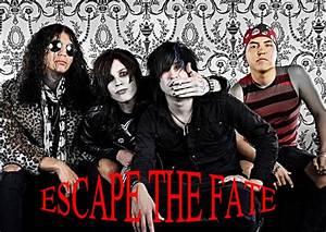 Escape the Fate Wallpaper by AliceMaryBrandonxX on DeviantArt