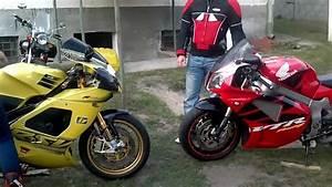 Aprilia Rsv 1000   Honda Vtr 1000 Sp1