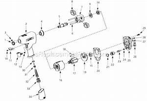 Campbell Hausfeld Tl1302 Parts List And Diagram
