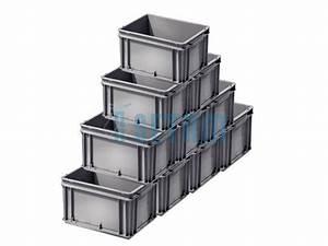 Bac En Plastique Pas Cher : bacs en plastique gerbables fournisseurs industriels ~ Melissatoandfro.com Idées de Décoration