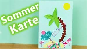 Basteln Mit Senioren Sommer : basteln mit papier s e geburtstagskarte im sommer look gutschein zum verschenken youtube ~ Eleganceandgraceweddings.com Haus und Dekorationen
