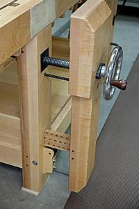 Woodworking Bench Leg Vise With Model Style In Thailand